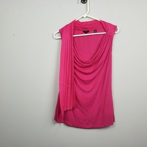 Ted Baker Womens Tank Top Size 8 (3) Pink Shirt